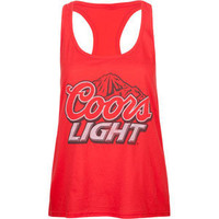 COORS LIGHT Womens Tank 201027300 | Tanks | Tillys.com