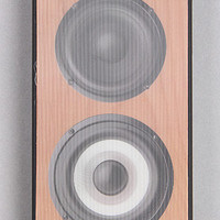 The Wood Speaker Lenticular iPhone 4 Case