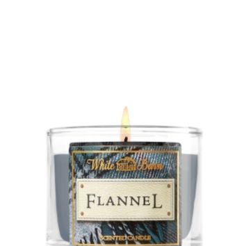 Mini Candle Flannel
