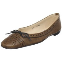 Emma Hope Women`s BIG BROGUEING 622-10133 Flat,Brown/black,42 EU/10.5 M US
