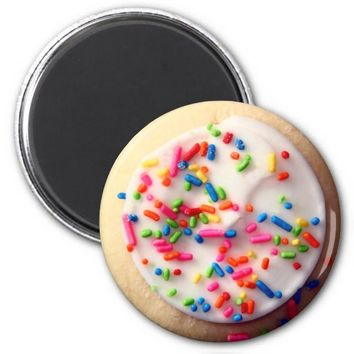 Cookie with Sprinkles Magnet