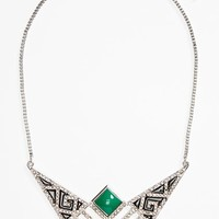 Topshop 'Freedom Found' Necklace