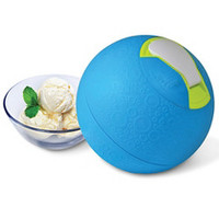 The Kickball Ice Cream Maker