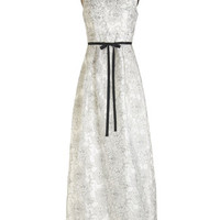 ModCloth Long Sleeveless Maxi The FC*te Thing Yet Dress