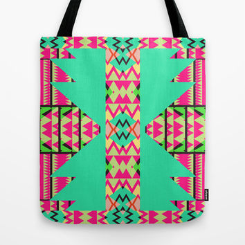 Mix #361 Tote Bag by Ornaart