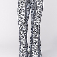See You Monday Knit Flare Pants at PacSun.com
