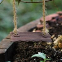 Fairy Swing - My Fairy Gardens
