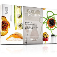 MOLECULAR GASTRONOMY KIT - CUISINE