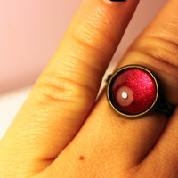 galaxy ring - courtney