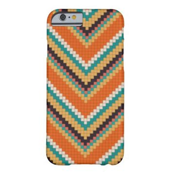 Aztec Tribal pattern iPhone 6