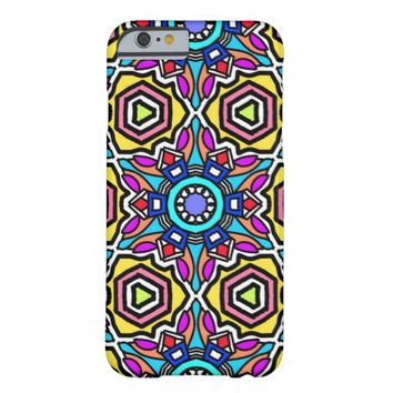 Multicolor Tribal pattern iPhone 6