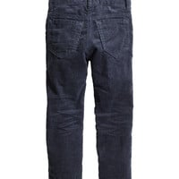 Corduroy Pants - from H&M