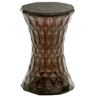 Buy Marcel Wanders for Kartell Stone Stool, Smoke online at JohnLewis.com