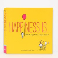 Happiness Is... By Lisa Swerling & Ralph Lazar- Assorted One