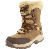 Hi-Tec Women`s St Moritz 200 Boot,Brown/Cream,8 M