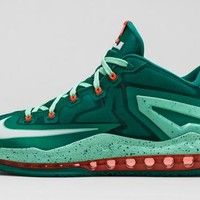 LeBron 11 Low 'Mystic Green'