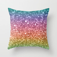 After the Rain Throw Pillow by Lisa Argyropoulos | Society6
