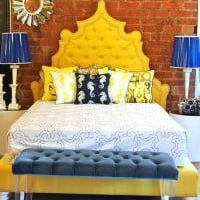 www.roomservicestore.com - Yellow Casablanca Bed