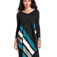 NY Collection Top, Long Sleeve Tunic