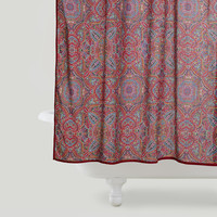 Dahlia Shower Curtain - World Market
