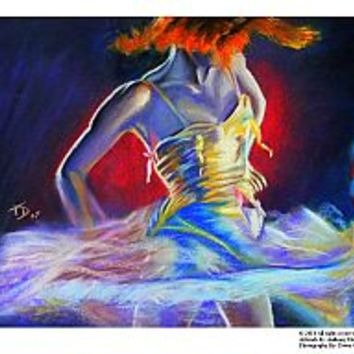 """""""Dance Movement""""   Anthony's Palette"""