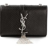 Saint Laurent Monogram Shoulder Bag - Smets - Farfetch.com