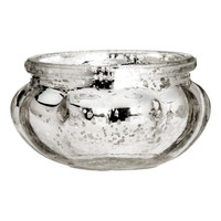 Glass Tealight Holder - from H&M
