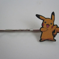 Pikachu Hair Pin