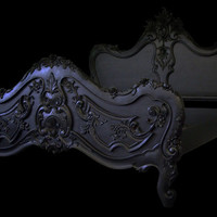Jimmie Martin Ltd BLACK BAROQUE