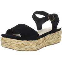 Vogue Women`s Even Angel Sandal,Black,8 M US