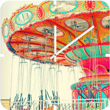 DENY Designs Home Accessories | Shannon Clark Swinging Custom Clock