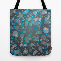 In the Midst of Movement & Chaos (Geometric Galaxy) Tote Bag by soaring anchor designs ⚓ | Society6