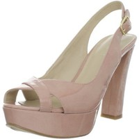 Nine West Women`s Chooseme Pump,Light Pink,7 M US