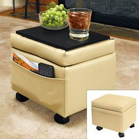 Storage Ottoman @ Fresh Finds