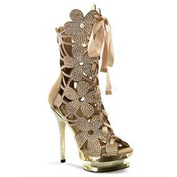FANTASIA SUMMER BOOTIE (Gold)