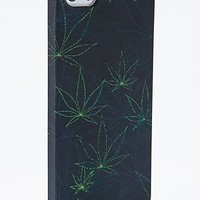 Weed iPhone 5 Case in Black - Urban Outfitters