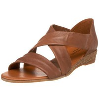 Eric Michael Women`s Netty Sandal,Tan,41 M EU / 11 B(M) US