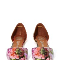 Jeffrey Campbell In Love Flats - Floral