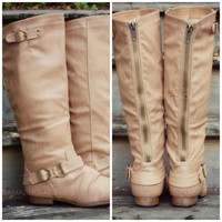 Maplewood Trail Camel Riding Boots