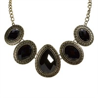 Stephan and Co. Juniors Five Stone Statement Necklace at Von Maur