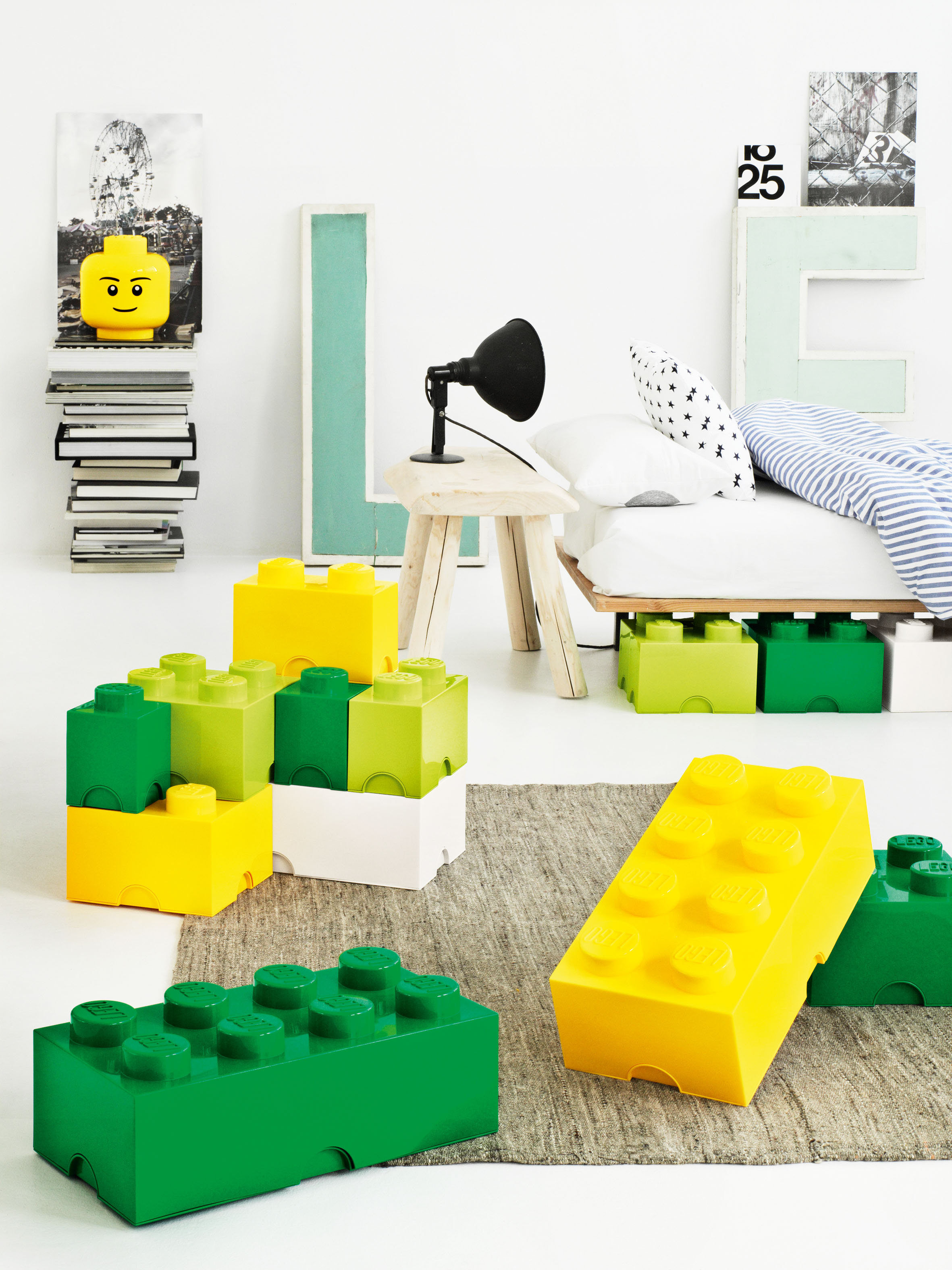 Fancy - Giant LEGO Brick
