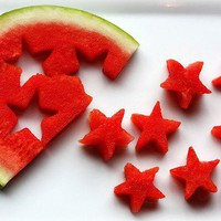 Watermelon Stars | Cute Fruit | CutestFood.com