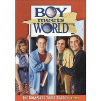 Boy Meets World: The Complete Third Season (3 Discs) (Dual-layered DVD)