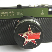 SMENA-8M Russian Camera from viktan