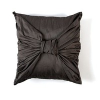 Square Knotted Cushion Cover at Spiegel.com