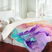 DENY Designs Home Accessories | Rosie Brown Color My World Duvet Cover