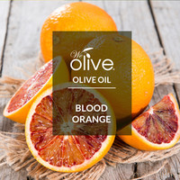 We Olive Blood Orange Olive Oil