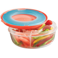 Fruit and Veggie Bowl on the Go by Fit & Fresh™