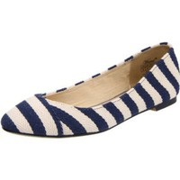 Wanted Shoes Women's Ahoy Skimmer - designer shoes, handbags, jewelry, watches, and fashion accessories | endless.com