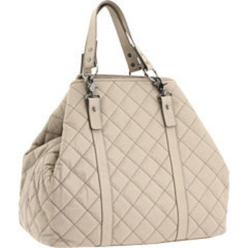 BCBGMAXAZRIA Quilted Tote